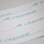 Continuous Ink Jet nicht entzündlich grün